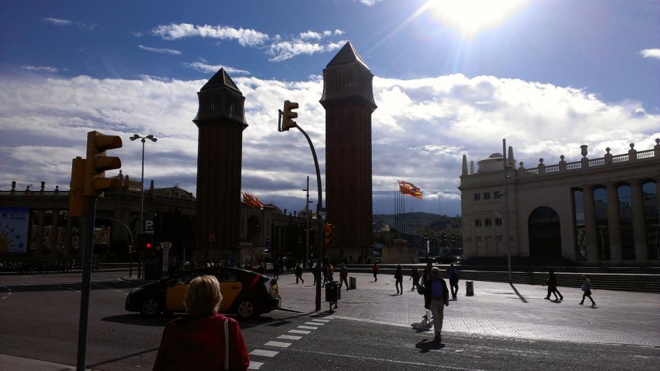 Sådan fandt jeg et billigt hostel / hotel i Barcelona