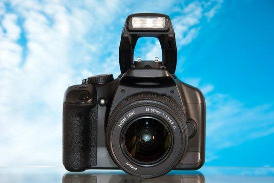 Spejlreflekskamera
