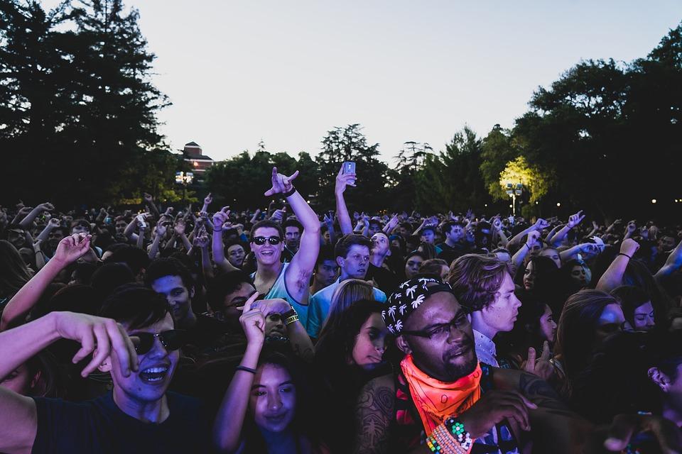 3 ting du altid skal huske til en festival