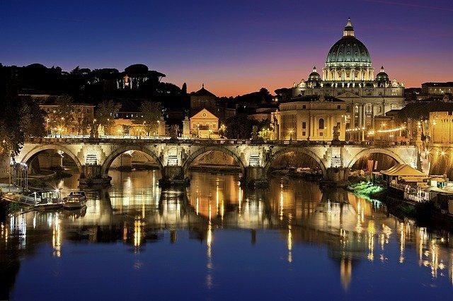 Du kan ikke tage til Italien uden at se disse seværdigheder